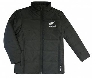 All Blacks Puffer Jacket for Baby
