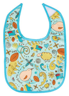 Baby Bib NZ Icons