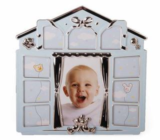 Baby Boy Collage Frame