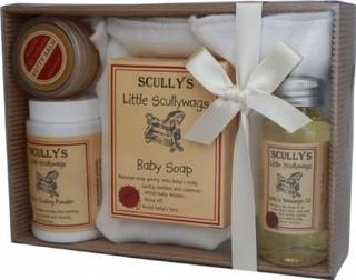 Baby Skin Care Gift Set - Little Scullywags