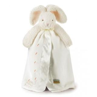 Buddy Blanket Bunny White