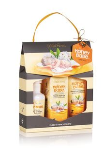 Honey Babe Gift Set by Wild Ferns