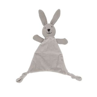 Lily George Grey Bunny Comforter