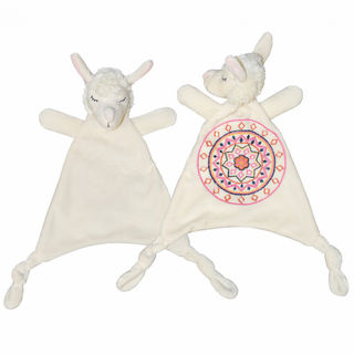 Lily  and George Lulu Llama Comforter