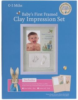Peter Rabbit Clay Impression Set