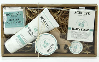 Scullys Baby Skin Care Gift Set