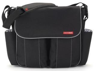 Nappy Bag Dash Deluxe Black