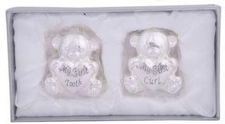 Teddy First Tooth Curl Set
