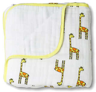 Aden + Anais Dream Blanket - Jungle Jam