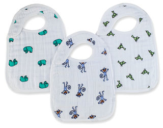 Aden + Anais Snap Bibs Jungle Jam
