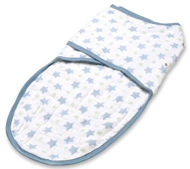 Aden + Anais Easy Swaddle Prince Charming