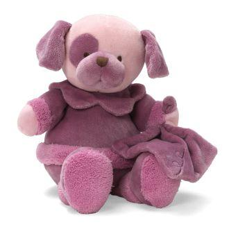 Gund La Collection Raspberry Dog