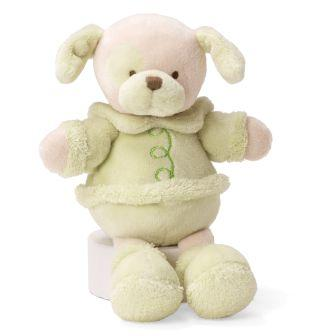 Gund La Collection Baby Rattle Pistachio