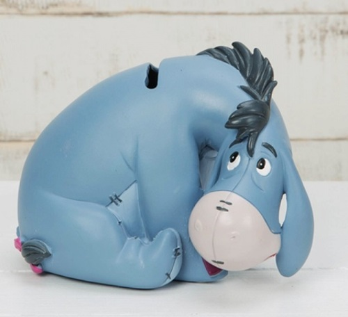 Eeyore Ceramic Money Bank