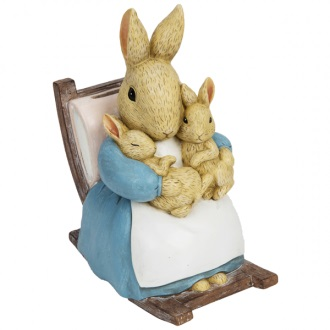 Mrs Rabbit Money Bank