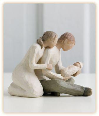 New Life Figurine