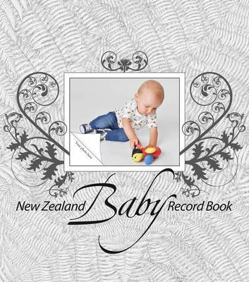 New Zealand Baby Record Book