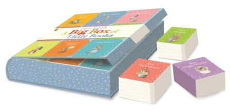 Peter Rabbit A Big Box of Little Books