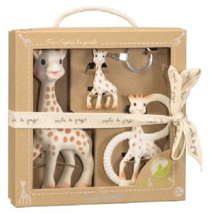 Sophie the Giraffe Trio Gift Pack