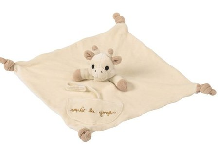 So'Pure Comforter with Soother Holder