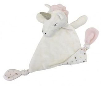 Stardust the Unicorn Comforter by Lily and George