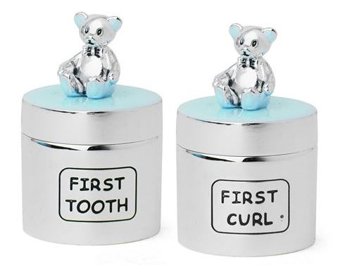 Whitehill First Tooth and Curl Set