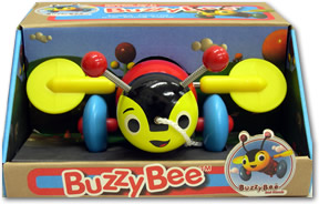 Buzzy Bee in gift box, a New Zealand icon!