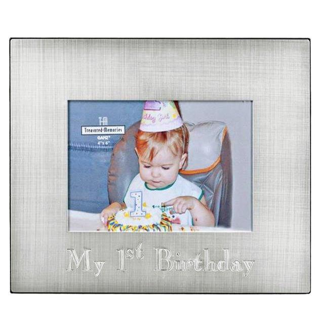 Baby Gift Nz : St birthday photo frame
